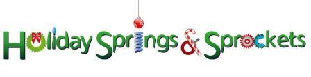 holiday Springs & Sprockets